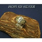 HOPI オーバーレイリング 横顔のココペリ サイズ17号