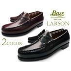 G.H.Bass LARSON バス ローファー メンズ スリッポン ビジネスシューズ 学生靴 革靴