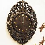 時計壁掛け時計インテリアアジアンアジアン家具送料無料