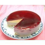 2層 ムース ブルーベリー  アイスケーキ