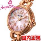 ショッピングハートゴールド エンジェルハート レディース腕時計 フラワリータイム 24mm ピンクパール/ピンクゴールド Angel Heart Flowery Time FT24PP