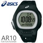 ショッピングasics アシックス ランニングウォッチ 腕時計 asics AR10 for Fun Runner 47mm ファンランナー Black ブラック スポーツウォッチ CQAR1001