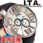 アイティーエー 腕時計 Opera オペラ 自動巻き ホワイト シルバー I.T.A. ITA Ref.21.00.07