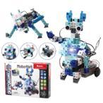 ブロック おもちゃ アーテックブロック ロボティスト ベーシック プログラミング 学習 日本製 レゴブロックのように遊べる
