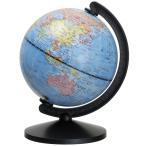 地球儀 球径13cm 行政図 グローバ地球儀13 子供用 インテリア 学習 入学祝い コンパクト 軽い デビカ