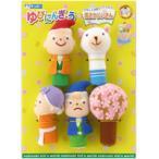 知育玩具 ゆびにんぎょう 花さかじいさん 日本のおとぎ話 ストーリー付き まなびっこ