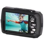 ケンコー 防水 デジタルカメラ 耐衝撃 前面モニター付 DSC1480DW KENKO