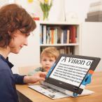 持ち運べる卓上型 拡大読書器 トラベラー HD あんしんアフターサービスセット Times おすすめ 視覚障害