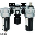 日本精器 FRLユニット10Aモジュラー接続タイプ [BN25T6-10]  BN25T610 販売単位:1