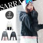ショッピングスノー スノーボード ウェア レディース スキーウェア スノボ ウェア ジャケット SARRA サラ 新作 17-18 74701 パンツ別売