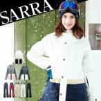 ショッピングスノー スノーボード ウェア レディース スキーウェア スノボ ウェア 上下セット ジャケット パンツ 2点セット SARRA サラ 新作 17-18 74701set