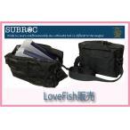 SUBROC SMALL SHOULDER BAG / MULTICAM BLACK