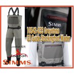 Simmsд╬GORE-TEX┐═╡дете╟еыд╧д│дьбк10542-033 Greystone G3 Guide Stockingfoot Wader└╟/╣ё║▌┴ў╬┴╣■д▀