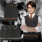 ハリー・ポッター Harry Potter  ベスト セーター ニットカーディガン 高生制服 Vネック サマーコスプレ衣装 ハロウィン仮装