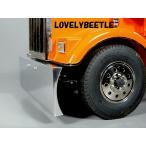 LS1/14RCトラック用 アルミ製 カスタム フロントバンパー カーブドタイプ TB