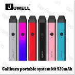 VAPE スターターキット 電子タバコ Uwell Caliburn Portable ユーウェル カリバーン ポータブル kit 520mAh POD型VAPE