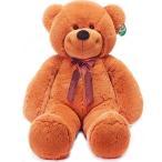 特大 ぬいぐるみ くま 140cm テディベア 縫いぐるみ クマ 熊 クリスマス プレゼント お誕生日 贈り物 大きい ふわふわ