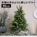 クリスマスツリー 90cm コンパクト ヌードツリー シンプル 法人用 業務用 ショップ用 簡単組立 おしゃれ