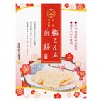 金澤兼六製菓 ギフト 梅こんぶ煎餅小箱 6枚入×40セット PUK