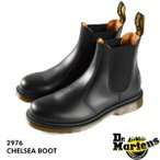 Dr.Martens CHELSEA BOOT 2976 メンズレディース ドク