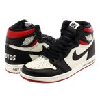 NIKE AIR JORDAN 1 RETRO HIGH OG ナイキ エア ジョーダン 1 レトロ ハイ OG SAIL/BLACK/VARSITY RED 861428-106