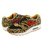 NIKE AIR MAX 1 DLX 【atmos】 ナイキ エア マックス 1 DLX WHEAT/BISON CLASSIC GREEN/SPORT RED