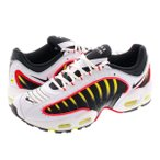 NIKE AIR MAX TAILWIND IV ナイキ エア マックス テイルウィンド 4 WHITE/BLACK/BRIGHT CRIMSON aq2567-109