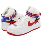 ショッピングエアフォース NIKELAB RT AIR FORCE 1 【RICCARDO TISCI】 ナイキラボ RT エア フォース 1 WHITE/BLACK/GAME ROYAL/UNIVERSITY RED
