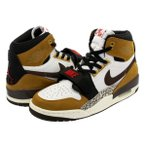 NIKE AIR JORDAN LEGACY 312 【ROOKIE OF THE YEAR】 WHITE/BAROQUE BROWN/WHEAT/VARSITY RED