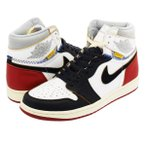 NIKE AIR JORDAN 1 RETRO HIGH OG NRG 【UNION】  ナイキ エア ジョーダン 1 レトロ ハイ OG NRG ユニオン WHITE/RED/GREY/BLACK bv1300-106