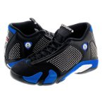 SUPREME x NIKE AIR JORDAN 14 RETRO S シュプリーム x ナイキ エア ジョーダン 14 レトロ S BLACK/VARSITY ROYAL/CHROME WHITE bv7630-004