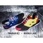 スニーカー レディース リーボック クラシック × キックスラボ フューリーライト Reebok CLASSIC × KICKS LAB. FURYLITE ULTIMATE HYBRID