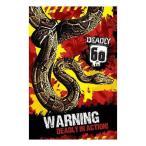 送料無料 ポスター Deadly 60 Warning 2129 他商品との同梱不可