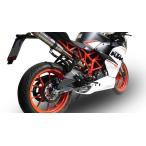 イタリア GPR DE スリップオン マフラー KTM RC390 15-