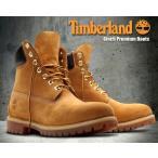 ティンバーランド ブーツ 6インチ ウィート メンズ Timberland 6inch Premium Boots wheat イエローブーツ