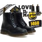 ドクターマーチン 8ホール R11822006 Dr.Martens1460 8HOLE BOOT SMOOTH BLACK レースアップ ブーツ メンズ ブラック 8ホール