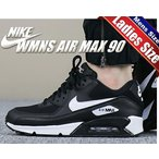 �ʥ��� �����ޥå��� 90 NIKE WMNS AIR MAX 90 black/white ������� ��ǥ����� ��� ���ˡ����� ���� �ޥå��� 90 �֥�å� �ۥ磻��