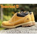 ティンバーランド クラシックオックスフォード メンズ ブーツ Timberland CLASSIC OX WHEAT NB ウィート イエローブーツ タンクソール TB073538