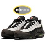 ナイキ エアマックス 95 エッセンシャル NIKE AIR MAX 95 ESSENTIAL black/electric green at9865-004 スニーカー AM95 ブラック ホワイト グリーン