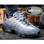 ナイキ エアマックス 95 エッセンシャル NIKE AIR MAX 95 ESSENTIAL anthracite/black-wolf grey at9865-008 スニーカー AM95 グラデーション