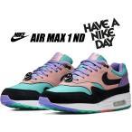 ナイキ エアマックス 1 NIKE AIR MAX 1 ND Have A Nike Day space purple/black bq8929-500 スニーカー