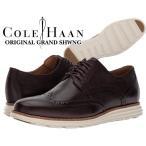 コールハーン COLE HAAN ORIGINAL GRAND SHWNG java/ivoryメンズ 靴 走れる ビジネスシューズ ドレスシューズ カジュアルシューズ ブラウン ワイズMEDIUM