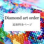 ダイヤモンドアート オーダー 追加料金