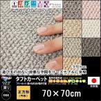 ショッピング玄関 玄関マット 洗面マット/東リ/マスターフル/70×70cm/正方形 円形/9色