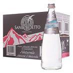 ショッピングミネラルウォーター San Benedetto(サンベネデット) ナチュラルミネラルウォーター 750ml×12本 正規輸入品