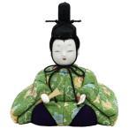 一秀 親王飾り 桃山雛0号 ケース入 木目込人形 H-1