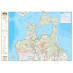 スクリーンマップ 分県地図 青森県 (分県地図 2)
