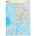 スクリーンマップ 分県地図 鹿児島県 (分県地図 46)