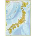 スクリーンマップ 日本全図 卓上版 (ポスター 地図   マップル)