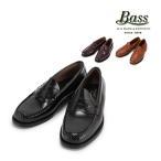 バス G.H.BASS G.H. ペニーローファー ローガンPenny Loafer LOGAN ブラック バーガンティ タン ローファー 革靴